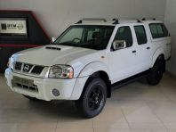 New Nissan NP300 Hardbody 2.5TDi double cab 4x4 for sale in Strand, Western Cape