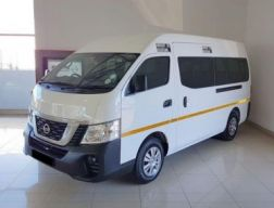 Used Nissan NV350 for sale