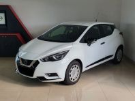 New Nissan Micra 66kW turbo Visia for sale in Strand, Western Cape
